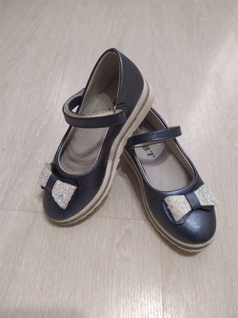 Туфли на девочку 29 р