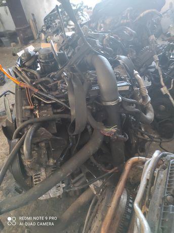 Двигатель BJK 2.5CDI Volkswagen Krafter Крафтер