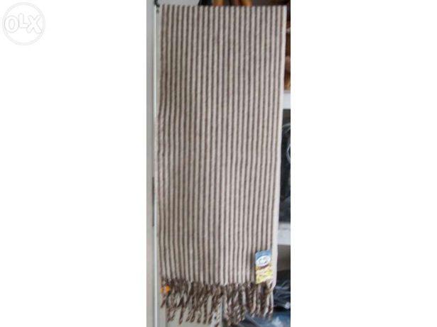 Cachecois lã e mistura