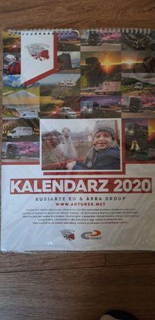 kalendarz 2020 busy busiarze ZA DARMO