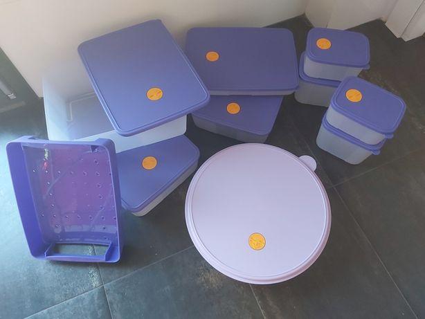 Caixas congelação_Tupperware