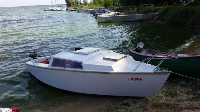 Jacht łódź łódka żaglówka motorówka 6 metrów. Po generalnym remoncie!