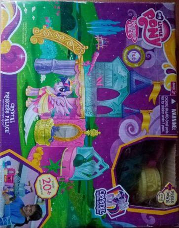 Продам Кристальный замок My Little Pony   от Hasbro