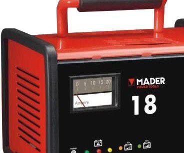 Carregador de Baterias de ligeiros e pesados 12 / 24V - 18 A baratos