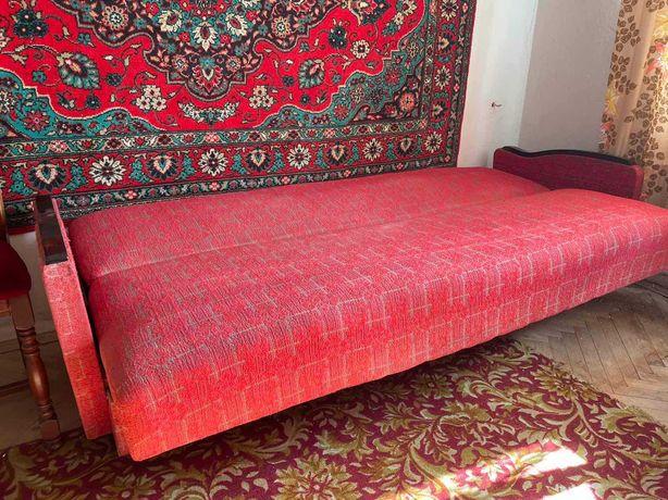 Диван-ліжко, розкладний