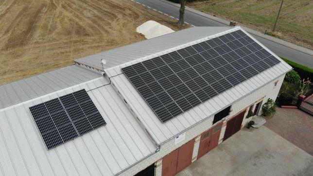fotowoltaika instalacje fotowoltaiczne Kościan - panele słoneczne