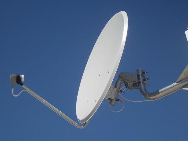 Antenas TV, Parabolicas, TNT SAT, Alarmes. Telemóveis; Informática