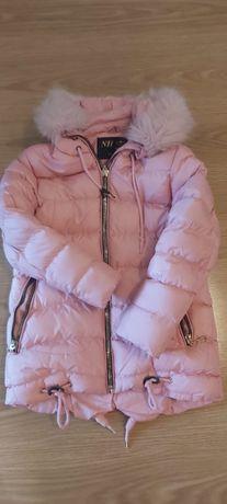 Zimowa kurtka dla dziewczynki