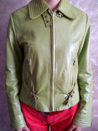 Куртка кожа, Турция 44-46