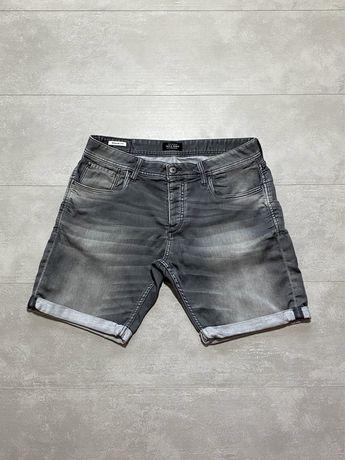 Мужские шорты Jack & Jones L джинсовые оригинал идеал серие M