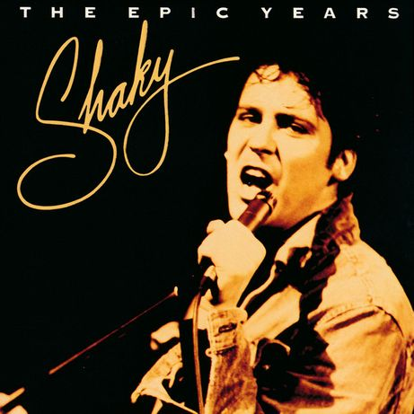 Shaky - The epic years (Cd)