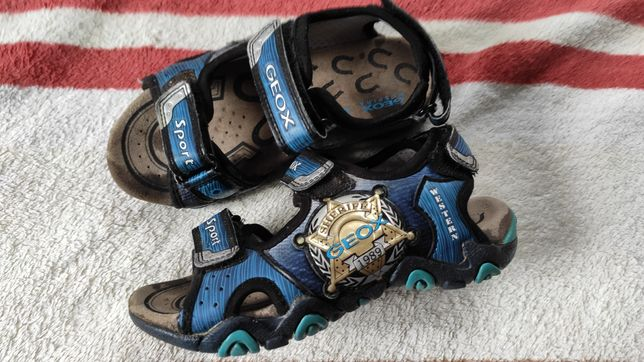 Детский босоножки, сандалии Geox 28