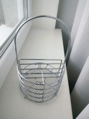 Новая  подставка для столовых приборов