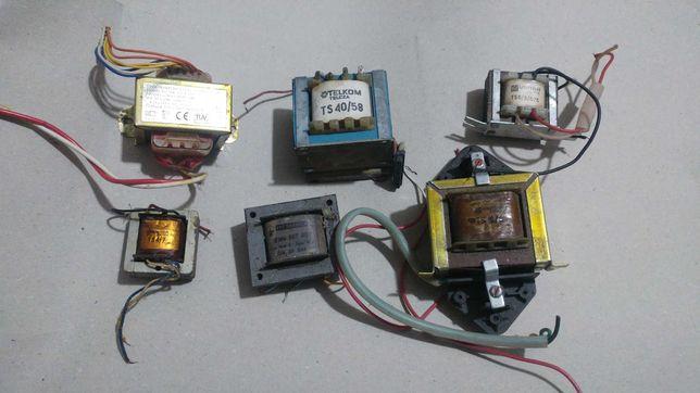 Transformatory sieciowe TS 220V