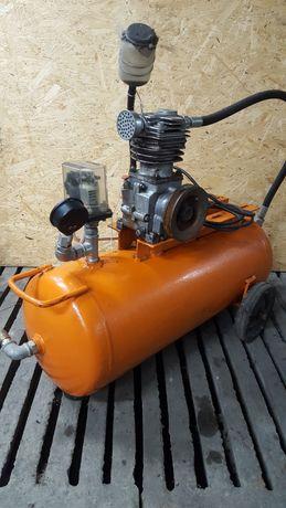Kompresor sprężarka hs-11 c-330 butla 50l