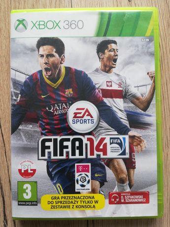 Fifa 14 pl Xbox 360