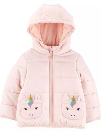 Куртка carter's для девочки