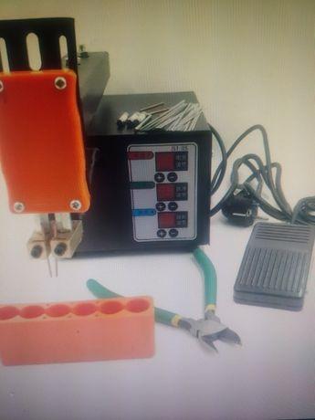 Zgrzewarka punktowa impulsowa - mocna 3kW