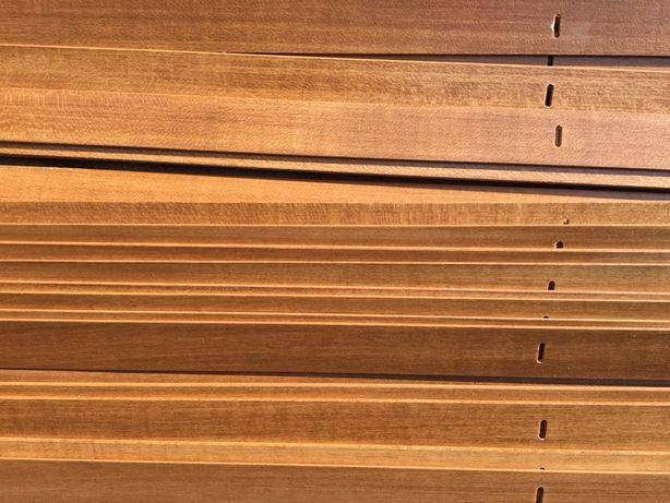 Listewki drewniane po żaluzjach