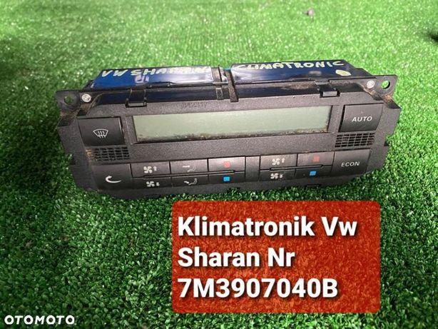 Klimatronik Vw Sharan Nr 7M3907040B