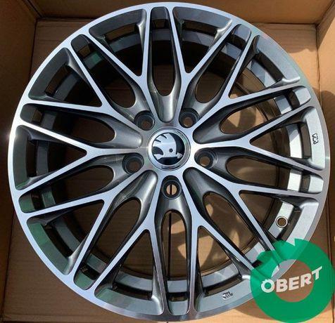 Новые литые диски 5*112 R16 для Skoda Volkswagen Mercedes Audi