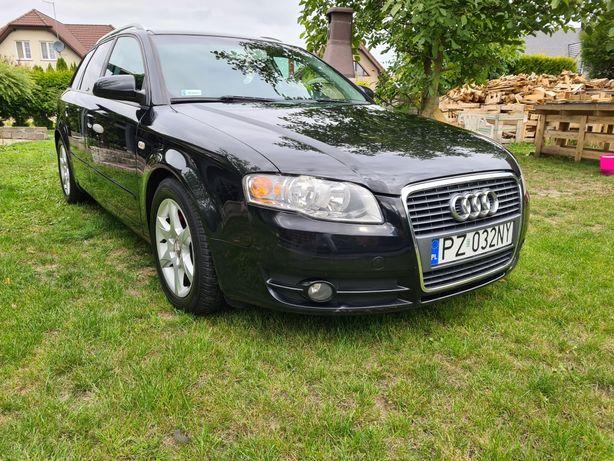 Audi A4 B7 Avant 2.0 Tdi bardzo ładna