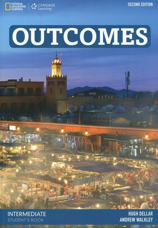 Outcomes. Intermediate Student's book чорно-білі