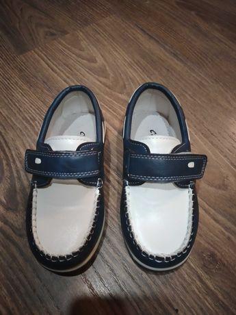 Туфлі дитячі шкіряні взуття