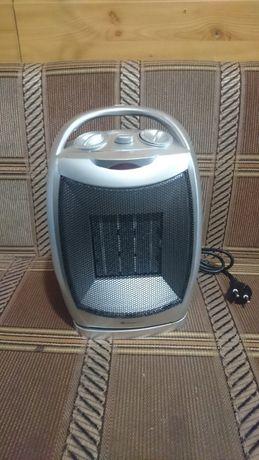 Керамічний тепловентилятор дуйка Domotec