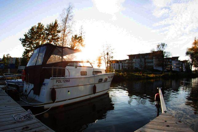 houseboat nautika 830MC bez patentu jacht motorowy Jeziorak czarter