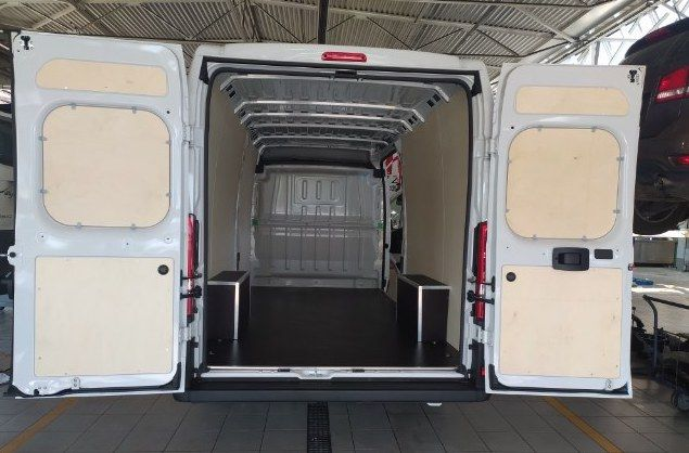 Zabudowa busa/furgonu/blaszaka Ducato Master Boxer Jumper Movano L3H3