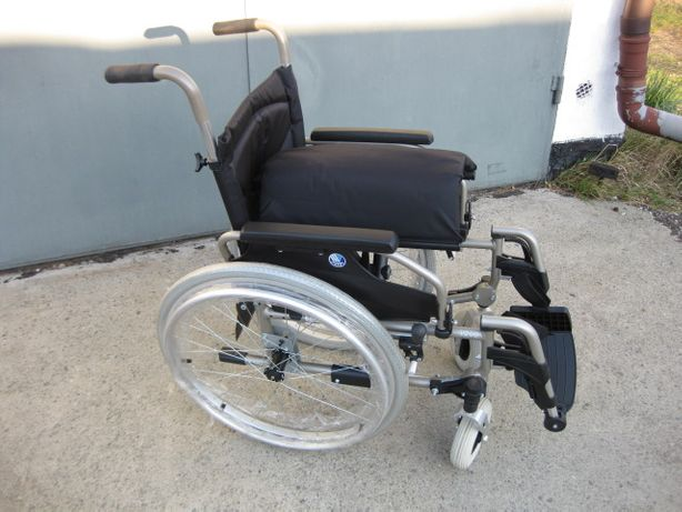 Wózek inwalidzki VERMEIREN (nowy) - Polecam !