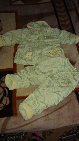 Продам. Комбинезон. Куртка.