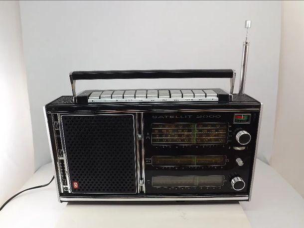 Radio Grundig Satellit 2000 globalne vintage