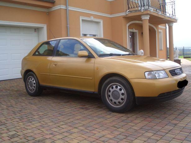 Audi A3 8L 1,6 101 KM*Klimatronik*Szyberdach*Bezwypadkowy*Serwisowany*