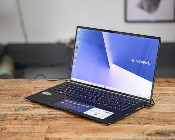 Ноутбук Asus ZenBook Core i7-10510U   GTX 1650   RAM 16 Gb
