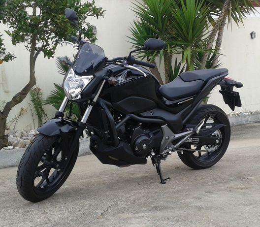Honda Nc750S 2015