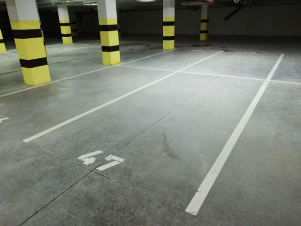 Wynajem: miejsce parkingowe w garażu, Kubatura Legnica ul. Żołnierska
