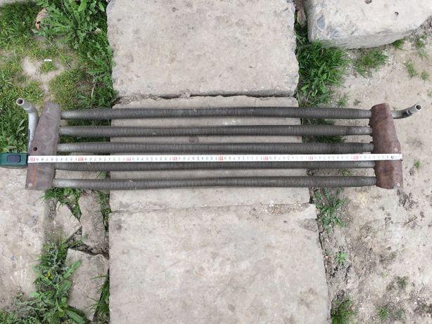 Радиатор масляньій алюминиевьій