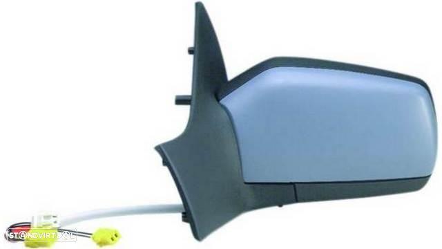 Espelho Direito Eletrico Azul Citroen Xantia 93-01 Termico C/ Sonda