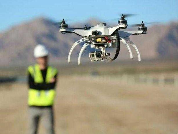 Filmagens e Fotos com DRONE & Aulas para Iniciantes com Drones