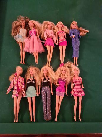 Barbies diversas + GI Joe