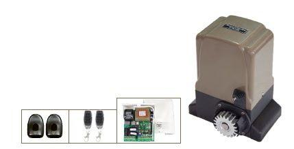 Kit portões de correr até 800kg SCOR800 AUTOMAT EASY