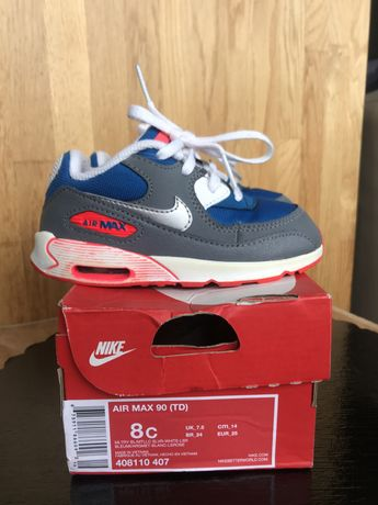 Nike Air Max, rozmiar 25