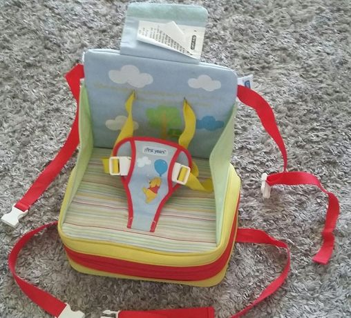 Turystyczne krzesełko do karmienia First Years