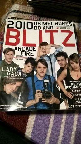 Blitz - Capa Arcade Fire (Portes incluídos)