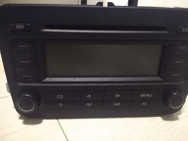 Radio do VolksWagen Golf 5
