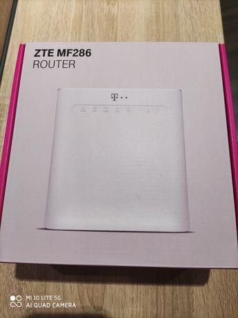 Router ZTE MF286 Nowy Plomba !!!