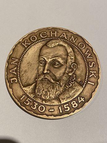 Medal Jan Kochanowski 1981. Mennica Państwowa