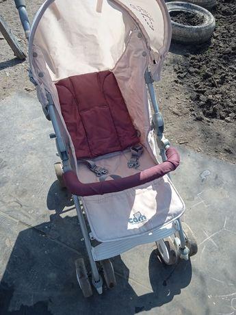 Прогулочная коляска трость для девочки CAM FLIP
